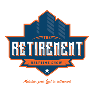 Retirement Halftime Logo
